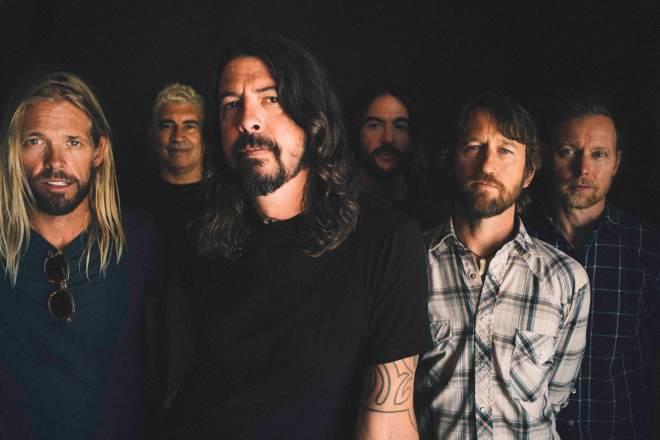Foo Fighters - Photo Credit Samon Rajabnik
