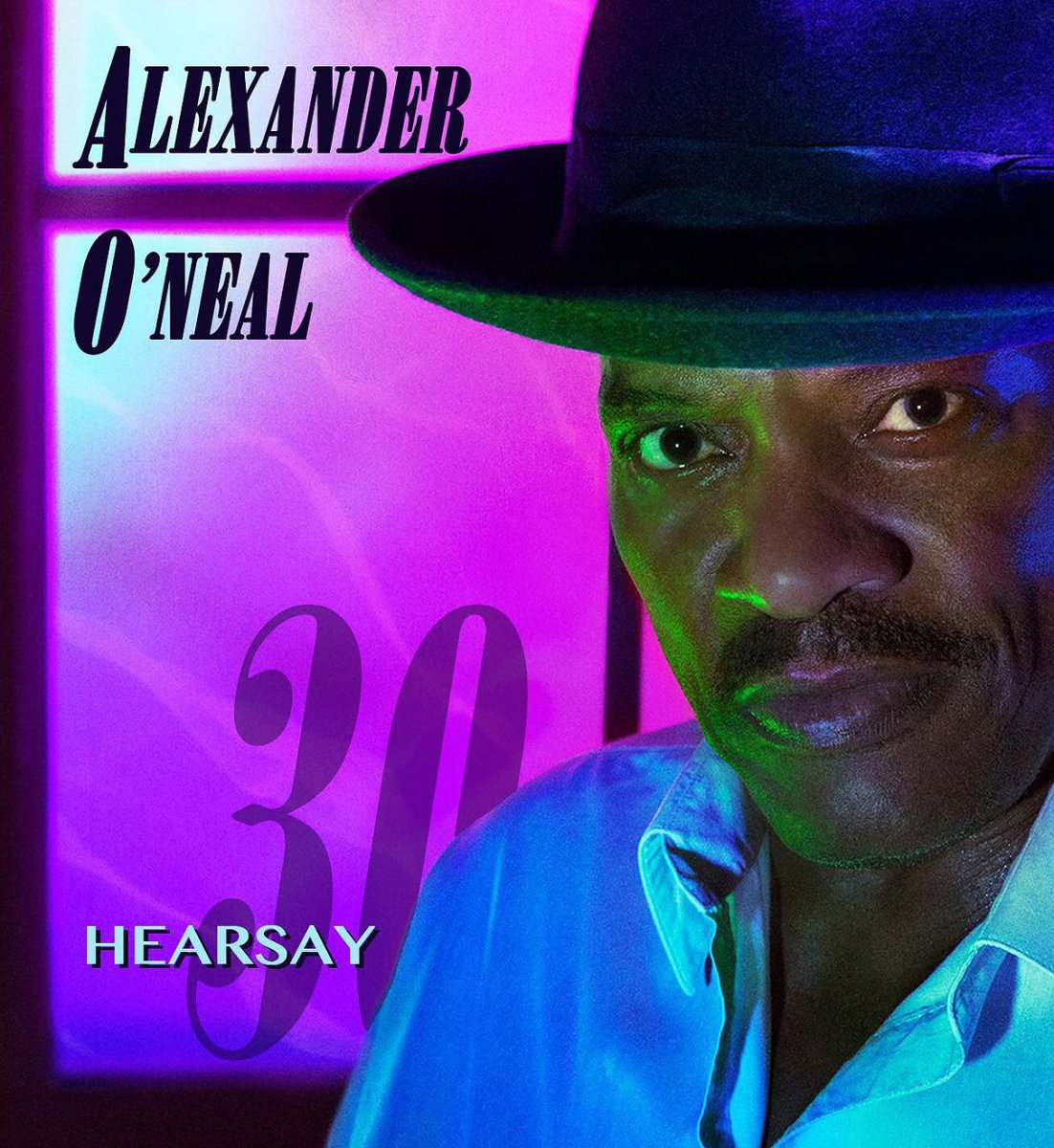 Essential Advent Calendar: Alexander O'Neal Re-Issues 'Hearsay30' Album Today