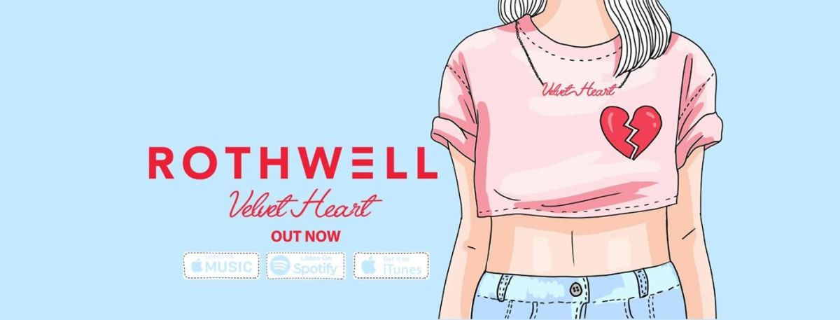 Rothwell – Alt-Pop That Gets You Moving