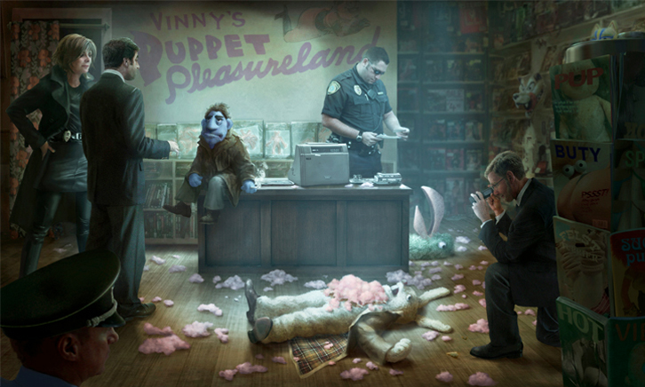 Lock Up Your Muppets: 'The Happytime Murders' Is Coming To Screens This Summer