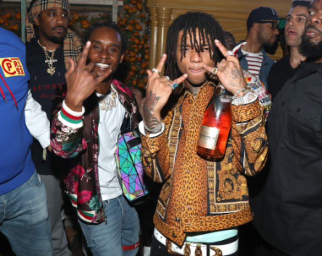 Interscope Records Hosts Star-Studded 2018 Pre-BET Awards Party