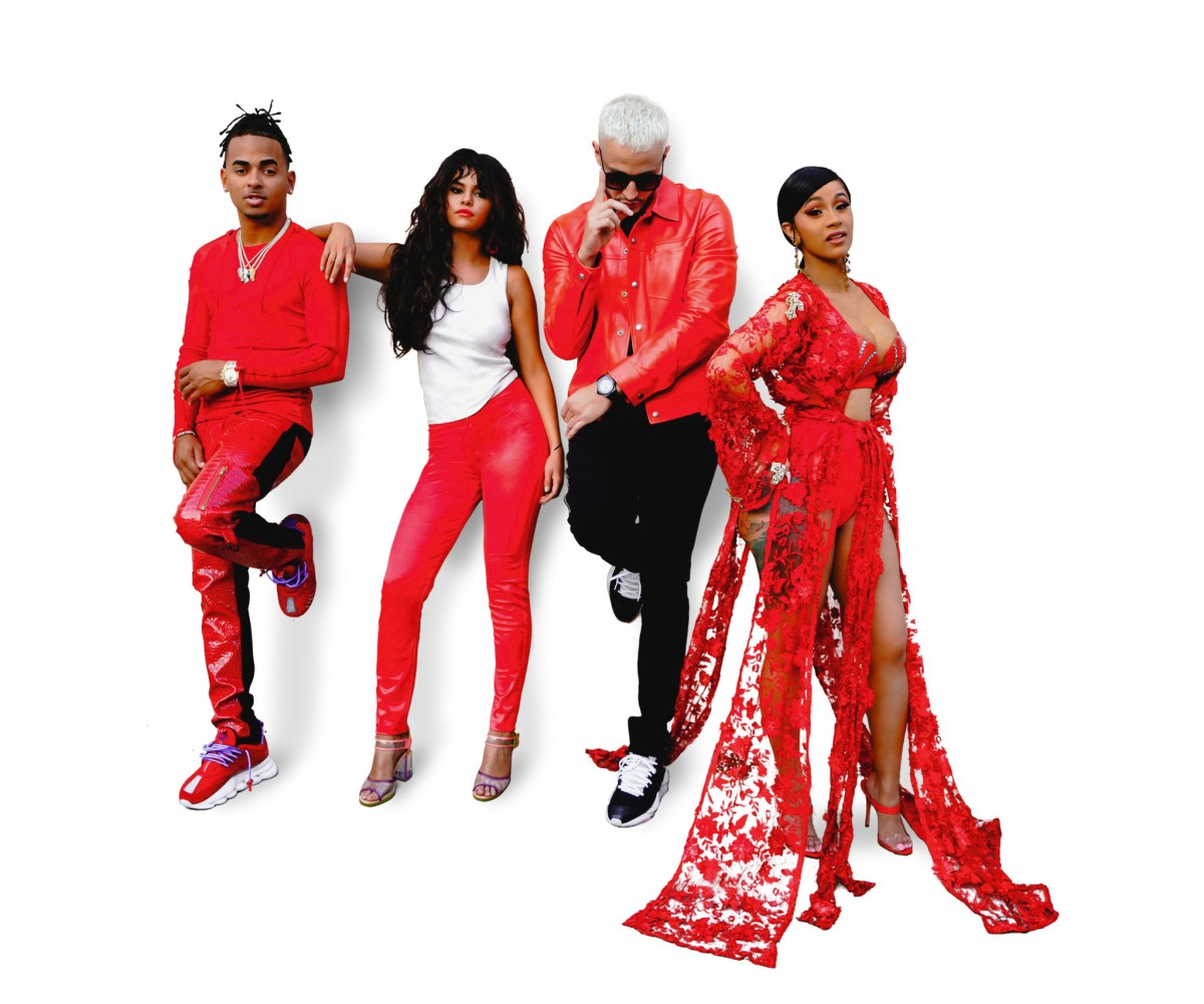 DJ SNAKE RELEASES OFFICIAL VIDEO FOR 'TAKI TAKI' FT. SELENA GOMEZ, OZUNA & CARDI B; VIDEO DIRECTED BY COLIN TILLEY