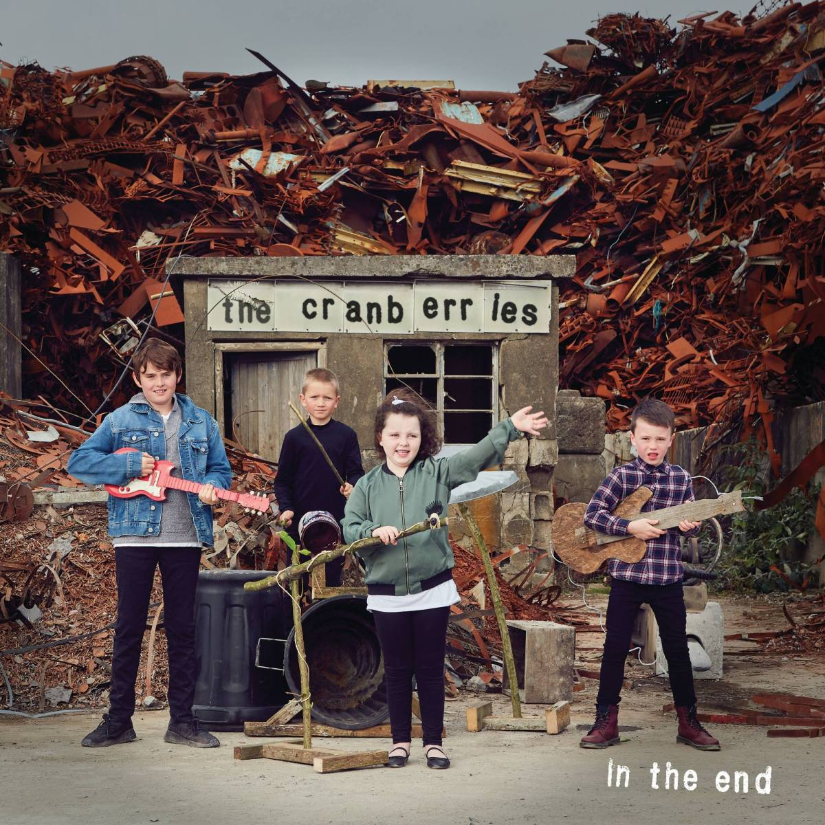 The Cranberries Share First Single From Final Album - 'All Over Now'