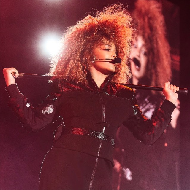 Janet Jackson - photo credit: Solaiman Fazel