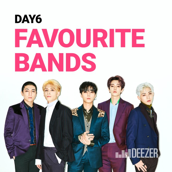 day6 favourite bands 2