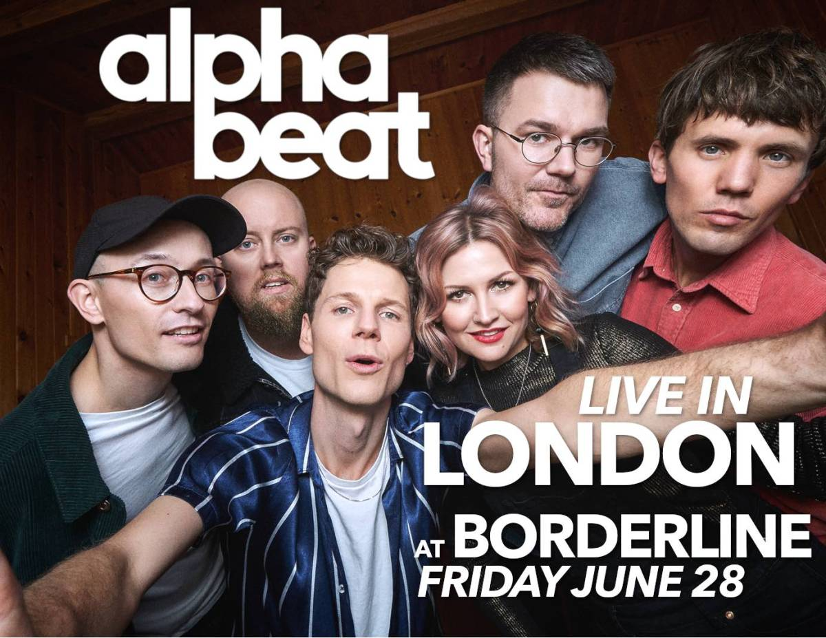 Alphabeat Announce Headline Show At London's Borderline