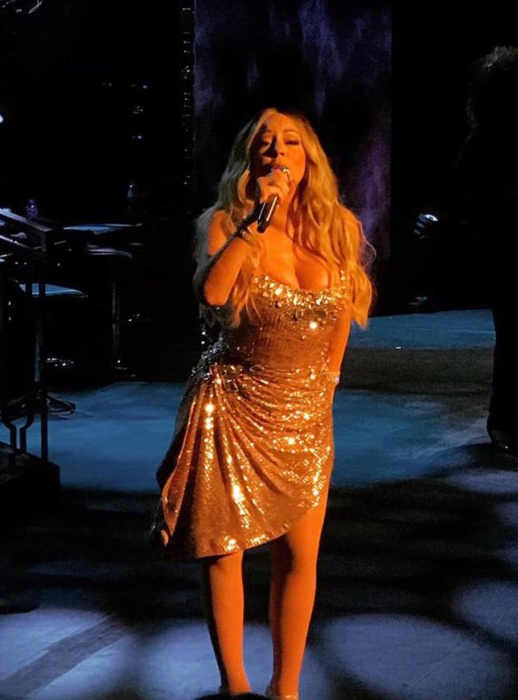 Mariah Carey Did Not Disappoint At Royal Albert Hall 26 May |
