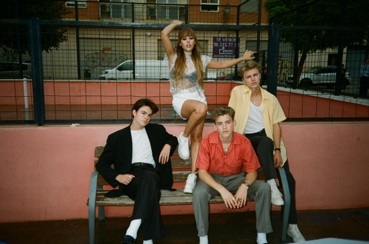 New Hope Club Reveal Music Video For Latest Single Know Me Too Well Featuring Mexican Star Danna Paola Essentially Pop