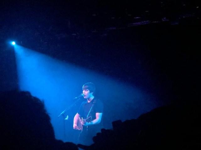 Jake Bugg Nottingham Rock City 16 November - photo credit Jane Sweeney