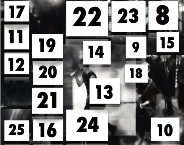 The Essential Advent Calendar: December 8