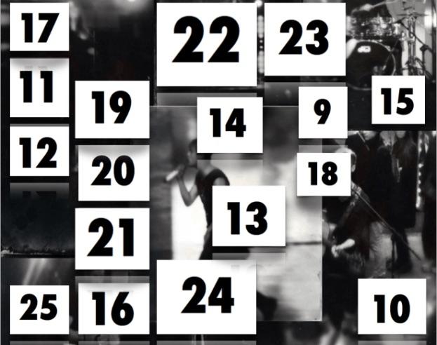 The Essential Advent Calendar: December 9