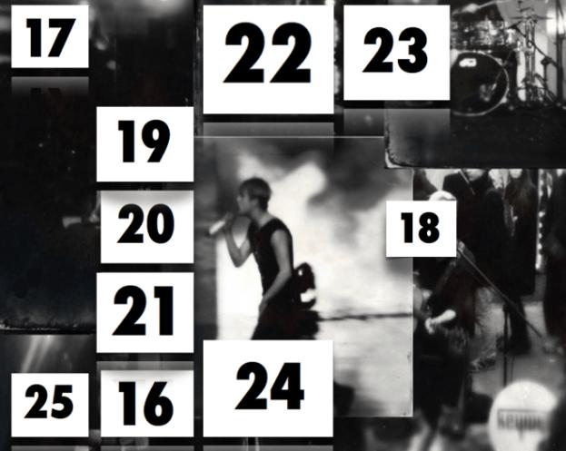 The Essential Advent Calendar: December 16
