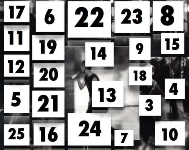 The Essential Advent Calendar: December 3