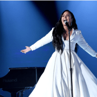 DEMI LOVATO PERFORMS EMOTIONAL SINGLE 'ANYONE' AT GRAMMYS 2020