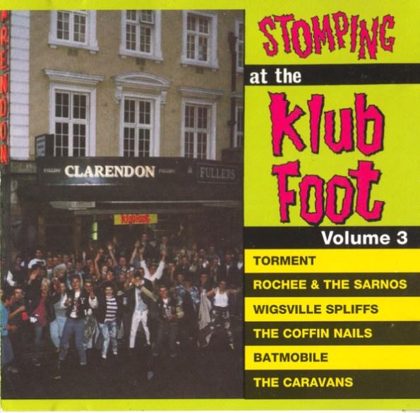Stomping at the Klub Foot Volume 3