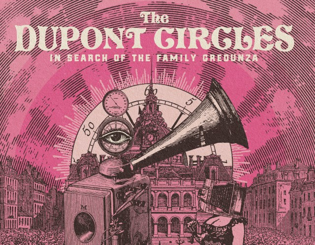 DuPont Circles album cover art