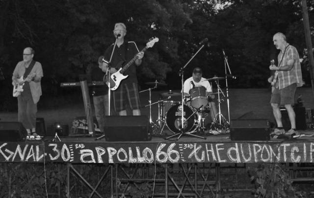 A More Recent Show by DuPont Circle