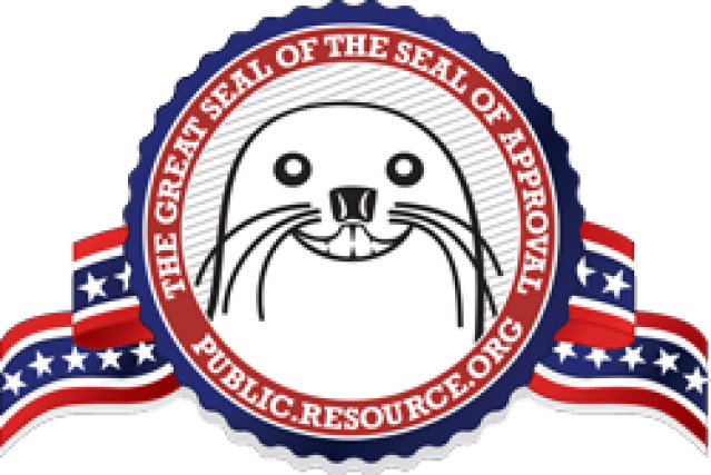 Public/Resource.Org Seal