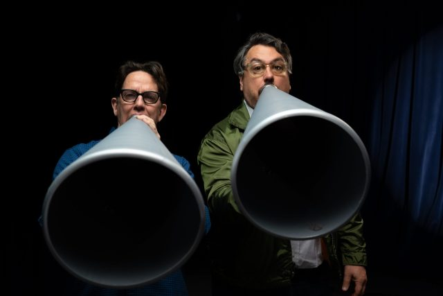 They Might Be Giants - picture by Sam Graff