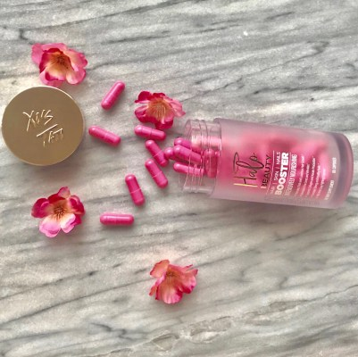 Halo Beauty: Hair, Skin, and Nails Booster •