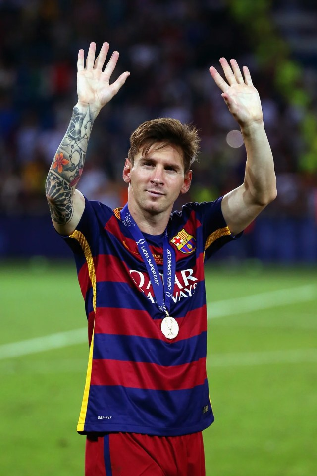 Lionel Messi will be the biggest threat from the Catalans side