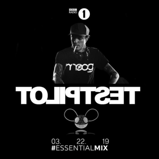EssentialMix.me 2019-03-23 - Test Pilot / deadmau5 - EssentialMix