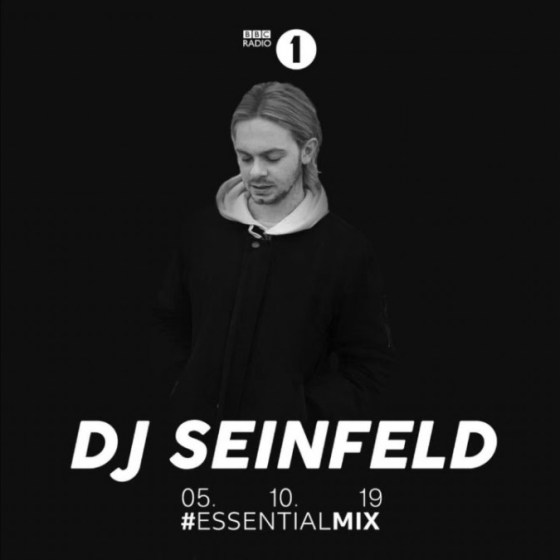 EssentialMix.me 2019-10-05 - DJ Seinfeld – Essential Mix EssentialMix Tracklist Playlist