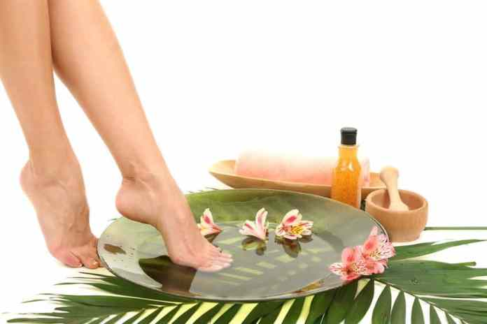 home remedies for feet