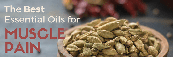 essential oils for sore muscles, natural muscle pain relief