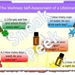 Essential Oils Guide For Self-Assessment Halfsie