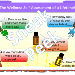 Essential Oils Guide For Self-Assessment Halfsie