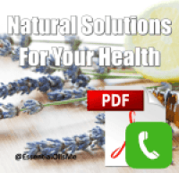 Essential Oil 1 on 1 Class Over The Phone