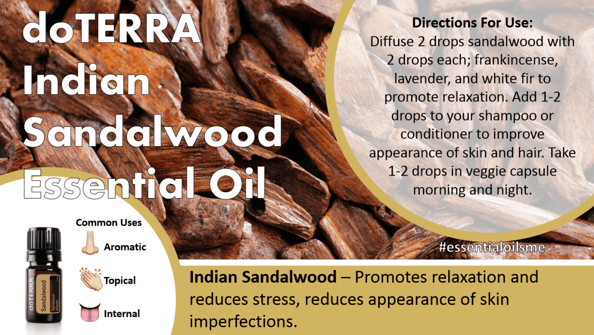doterra indian sandalwood essential oil