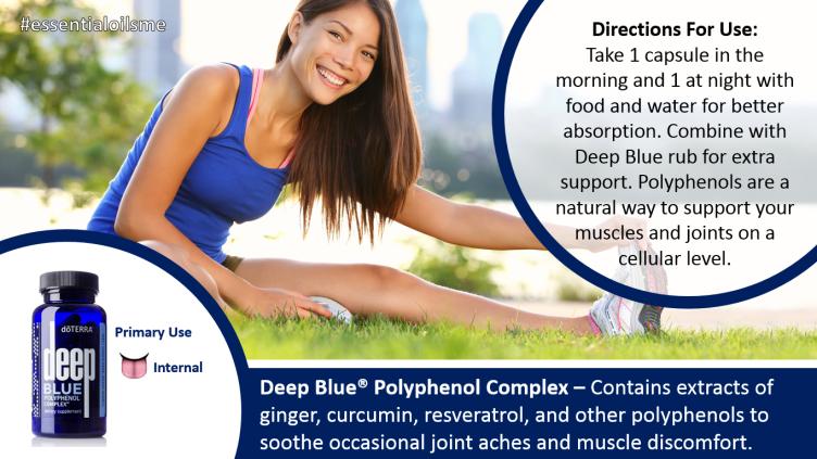 doterra deep blue polyphenol complex