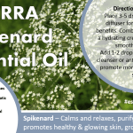 doterra spikenard essential oil