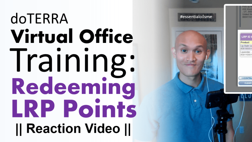 doterra-virtual-office-training-redeeming-lrp-points