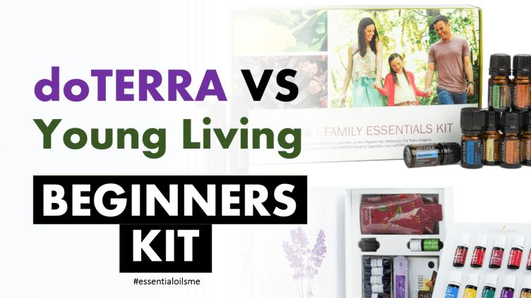 doterra vs young living beginners kit