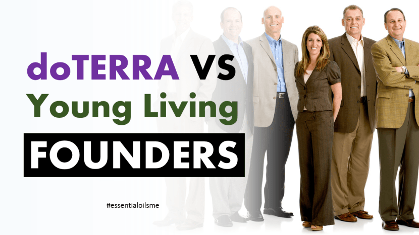doterra vs young living founders