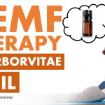 PEMF therapy and arborvitae essential oil