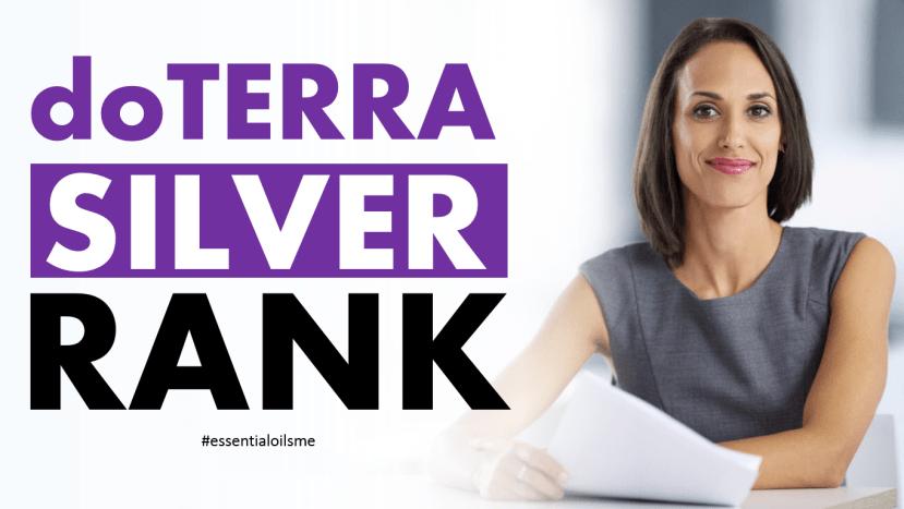 doterra silver rank