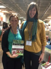 Another fascinating book that I got at Botanica 2014 is The Boreal Herbal: Wild Food and Medicine Plants of the North from Beverley Gray. She is a very special woman and I am very honoured to have met her too.
