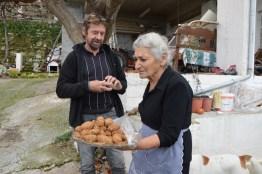 Cretan hospitality #3 - Melomakaronia, traditional Christmas sweets