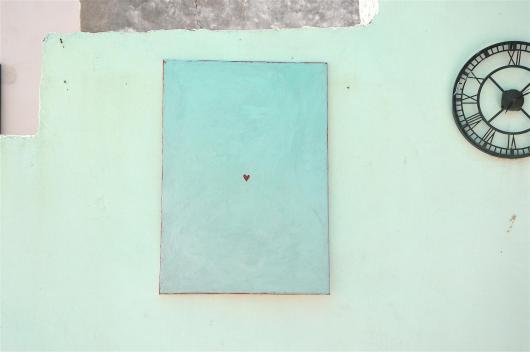 The heart by Kezia Danabie