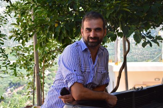 Dimitris Nyktaris, The labdanum guy in Crete