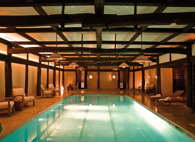 Greenwich Hotel Shibui Spa Pool
