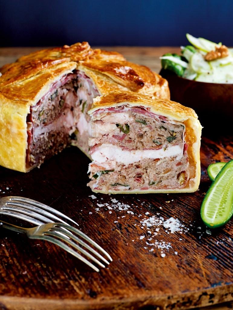 Pork Terrine Pie
