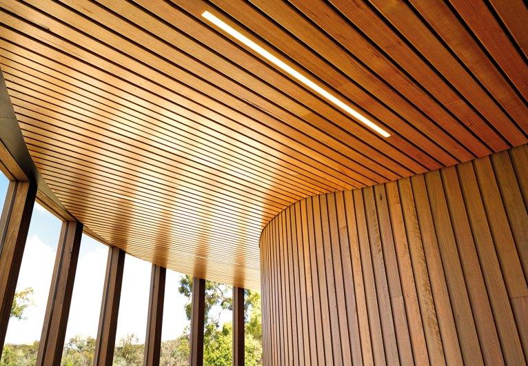 Entry hall of the Killawarra, Victoria HIA Award-winning custom home