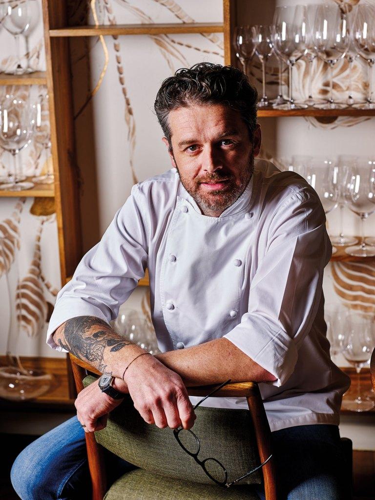 Chef Jock Zonfrillo