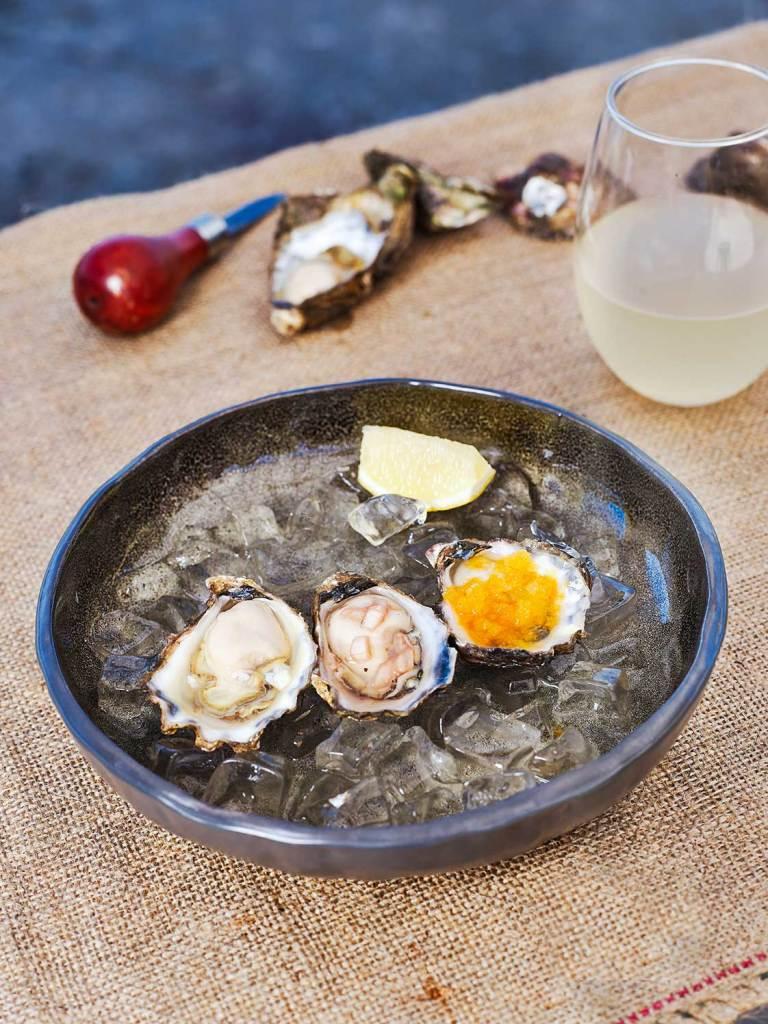 Rockin' Oysters