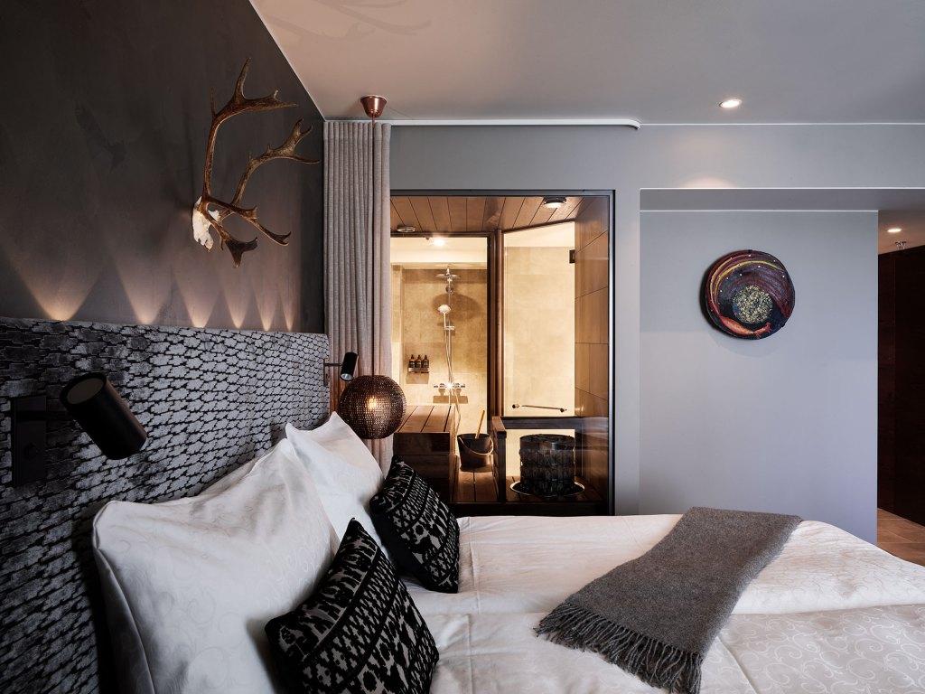 Lapland Hotels Bulevardi Mystique Deluxe Sauna